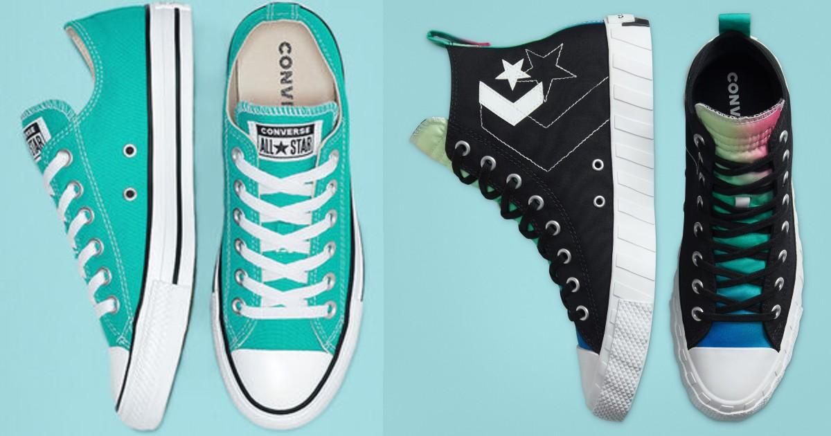 Converse Sneakers SOLO $25 con Envío (Reg hasta $80)