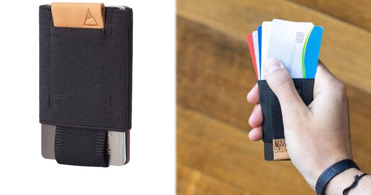 Nomatic Wallet color negro