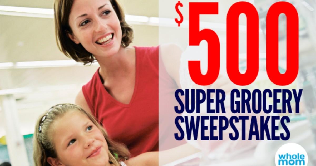 Participa para Ganar $500 para Comprar en Supermercado