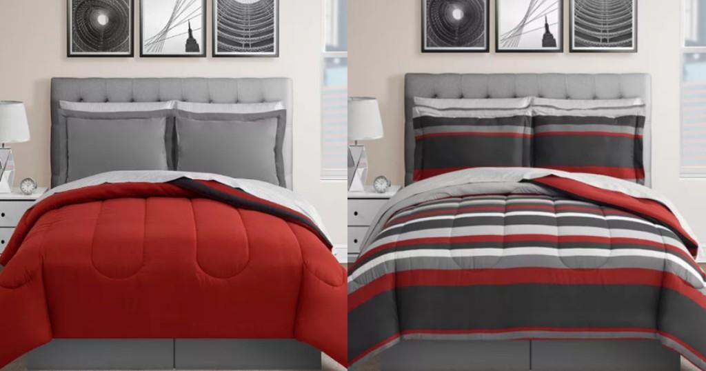 Set de Comforter Reversible Fairfield Square
