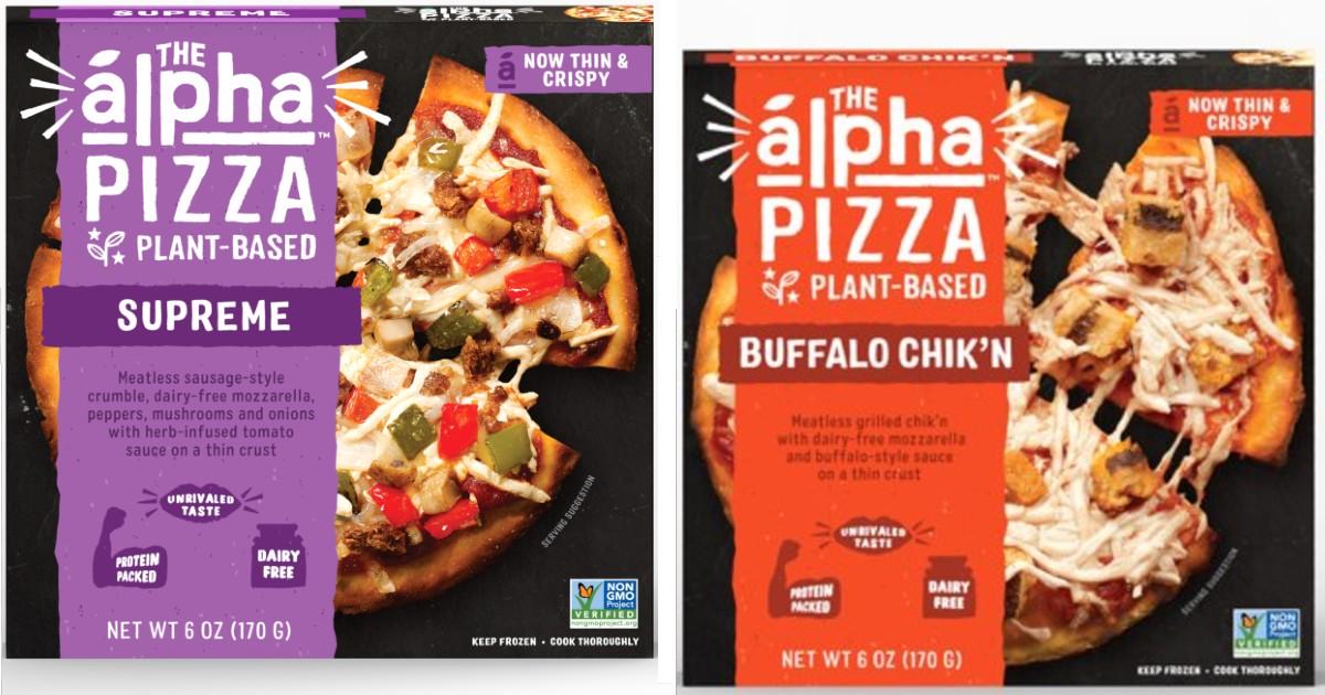Alpha Foods Supreme Pizza GRATIS en Walmart