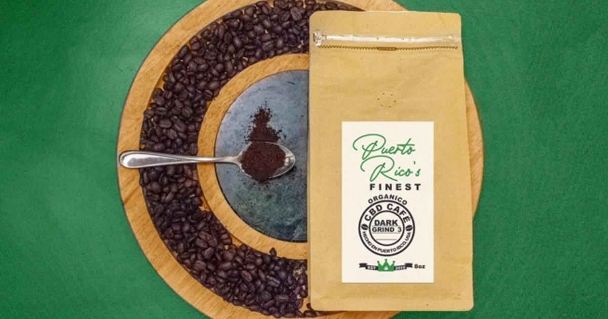 Muestra GRATIS de Café Finest CBD de Puerto Rico