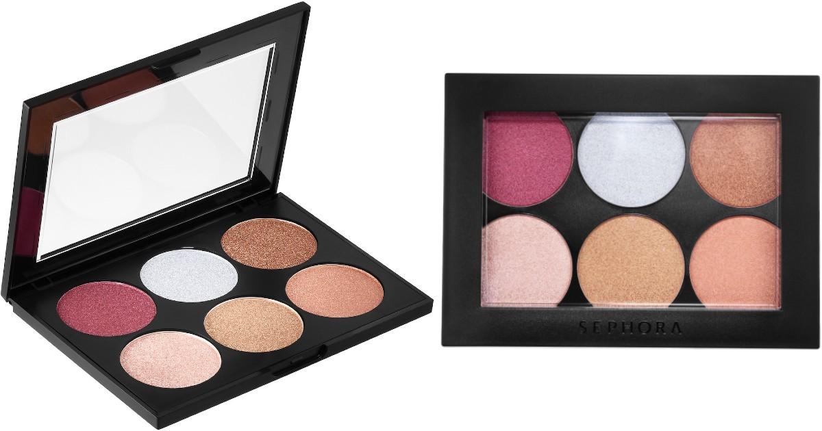 Paleta Sephora Collection Metallic Pigment SOLO $8 (Reg $28)