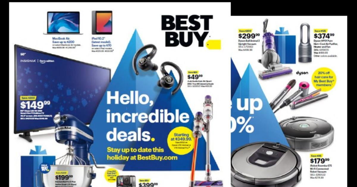 Las Mejores Ofertas de Best Buy Black Friday 2020 + Shopper