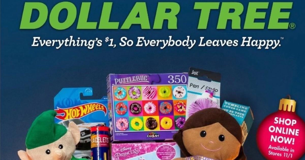Catálogo de Juguetes de Dollar Tree 2020