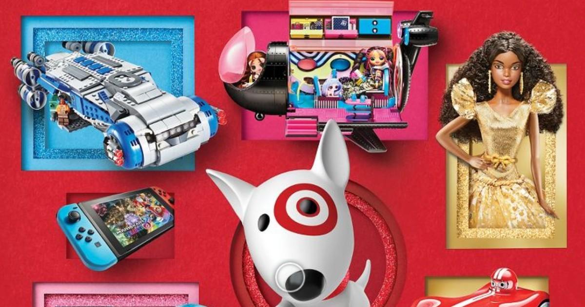 Catálogo de Juguetes de Target 2020