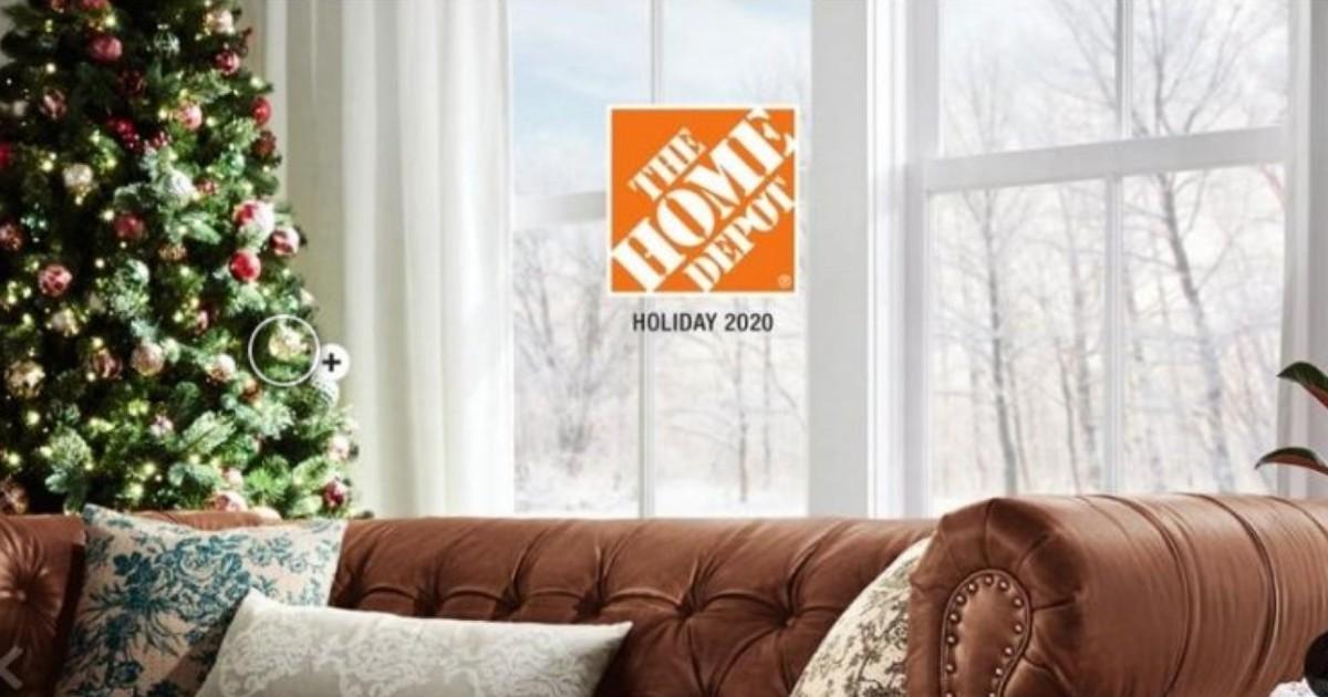 Lee más sobre el artículo Catálogo de Navidad de Home Depot 2020