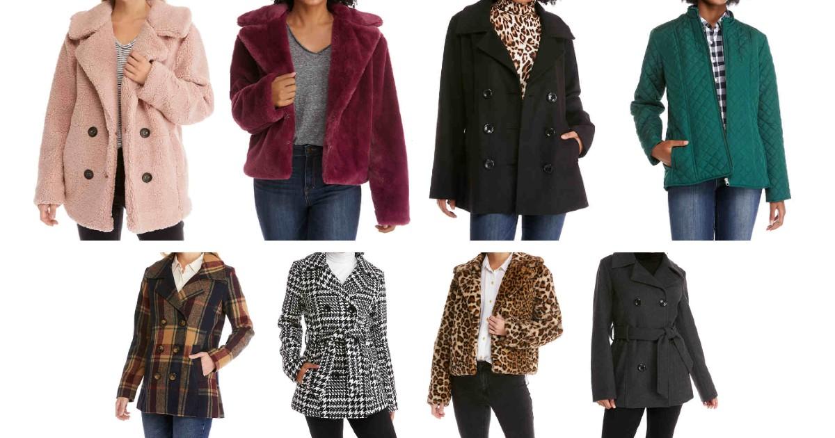 Coats a $20 en Belk (Reg $68)