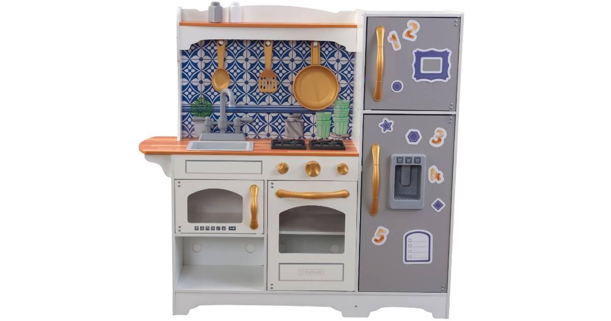 Cocina KidKraft con 8-Piezas a solo $99.99 en Walmart (Reg. $150)
