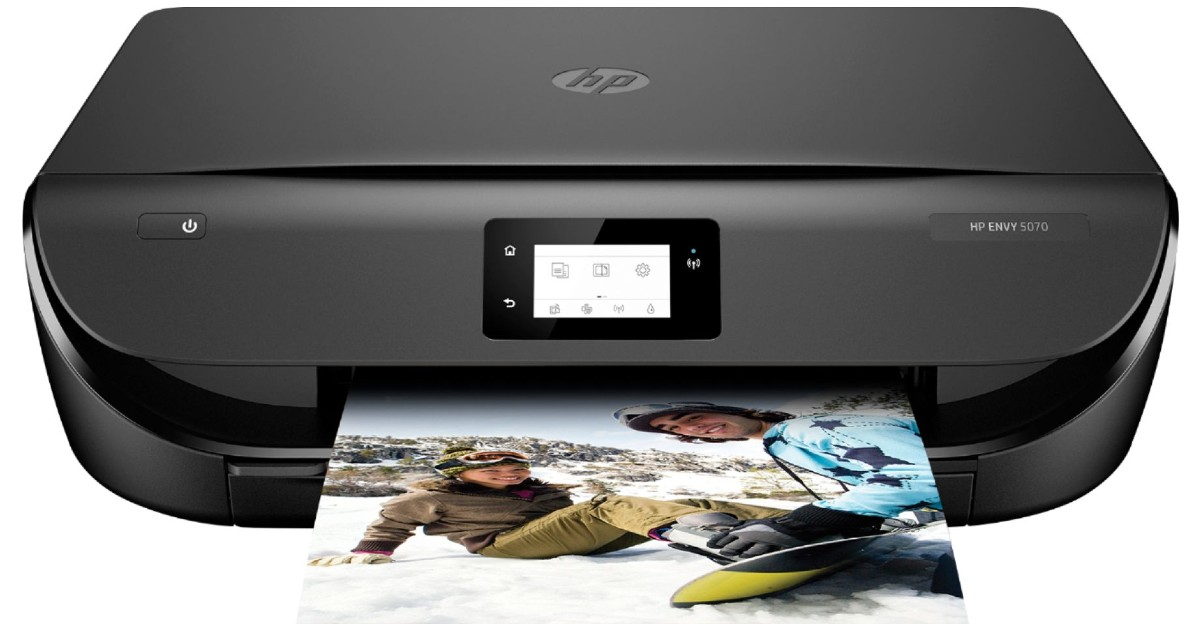 HP ENVY 5070 Wireless All-In-One Printer en Best Buy