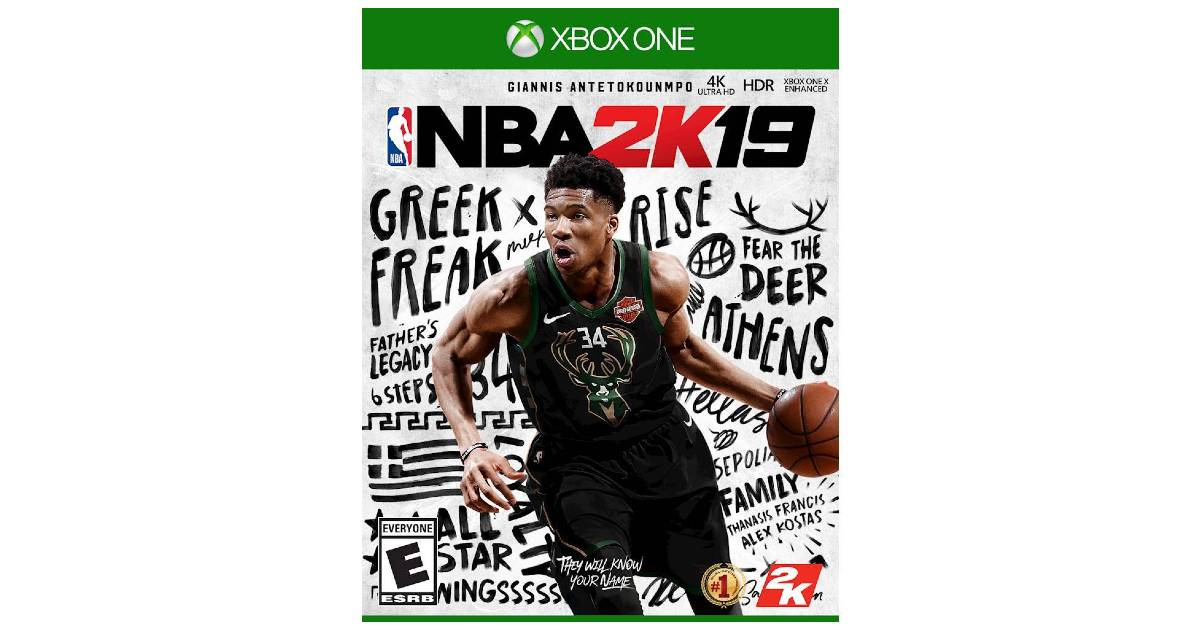 Juego para Xbox One NBA 2K19 Standard Edition a solo $2.99 en Best Buy (Reg. $20)