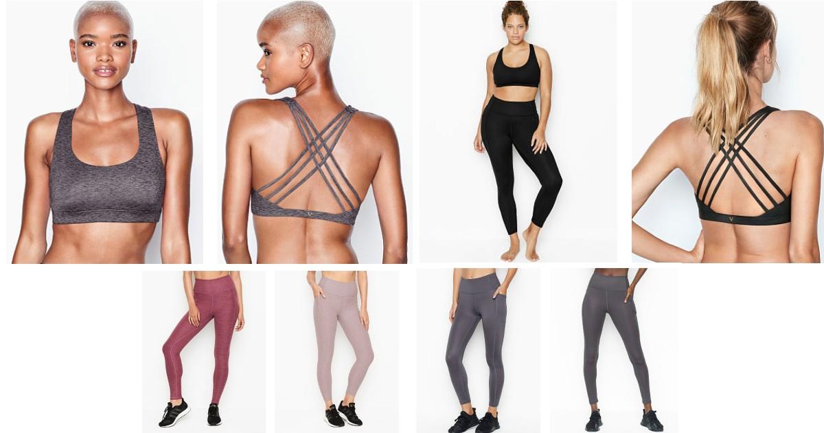 Lounge Bras & Leggings SOLO $25 en Victoria's Secret