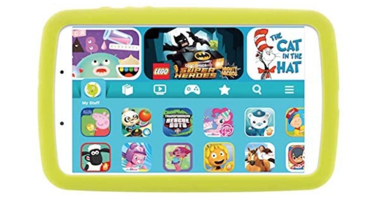 Samsung Galaxy Tab A Edición para Niños SOLO $99 (Reg $150)