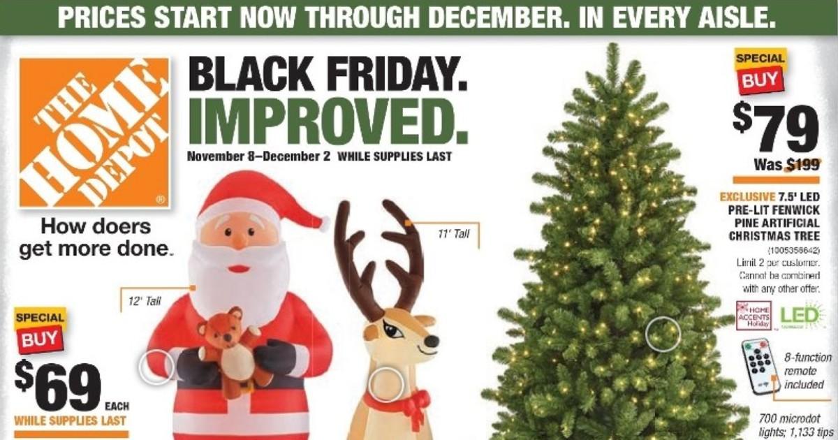 Lee más sobre el artículo Shopper de Home Depot Black Friday 2020