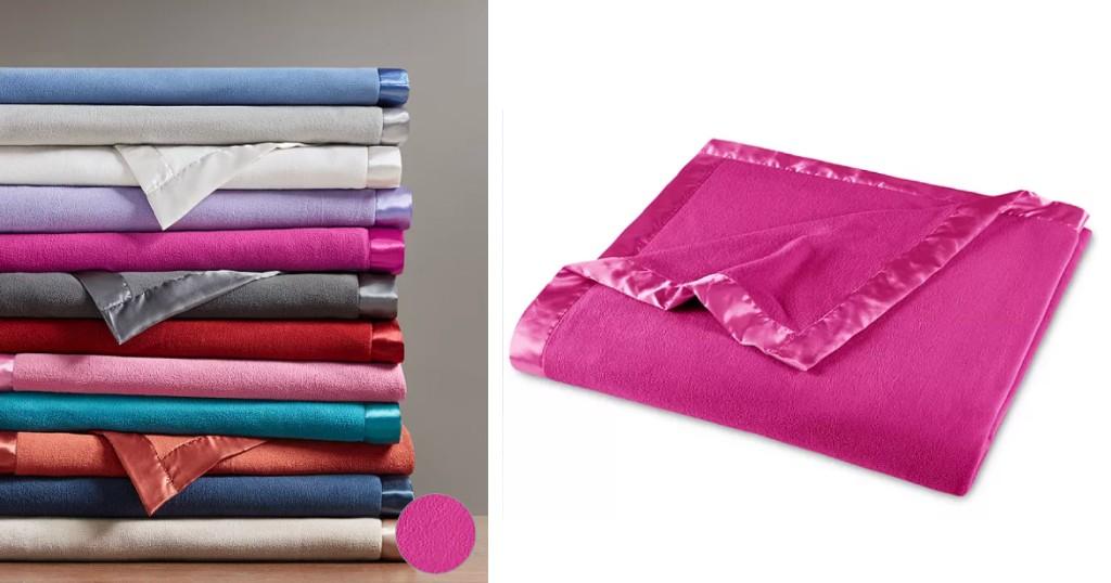 Frisas Martha Stewart Soft Fleece a solo $15.99 (Reg. $70) en Macy's