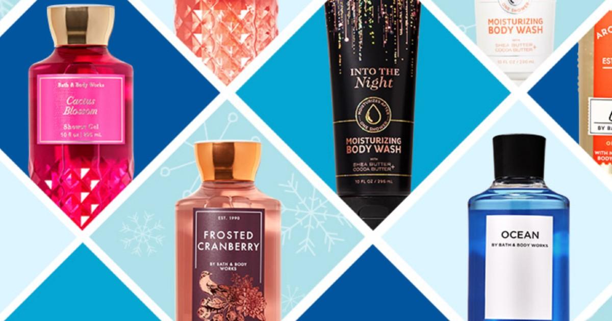 Body Wash y Shower Gels