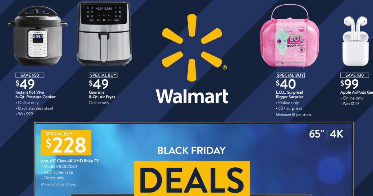 Lee más sobre el artículo Las Compras de Walmart Black Friday 2020 Será Totalmente Diferente Este Año