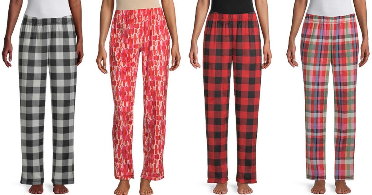 Pajamas Chic Fleece en JCPenney
