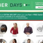 Shopper de JCPenney Cyber Monday 2020