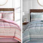 Sets de Comforter de 8-Piezas SOLO $39.99 en Macy's (Reg $100)