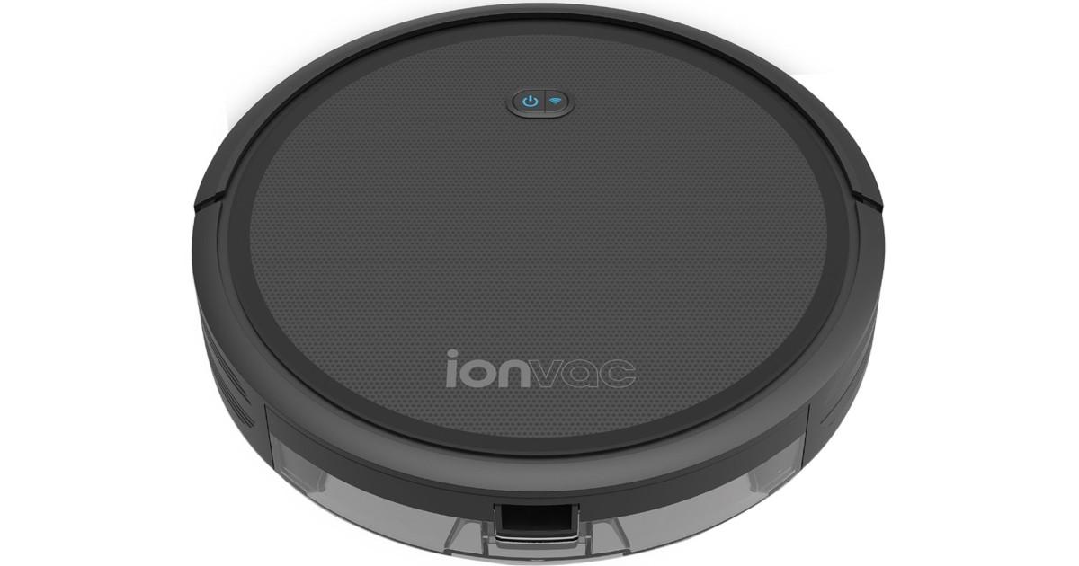 Ion Vac Smart Clean Robotic Vacuum