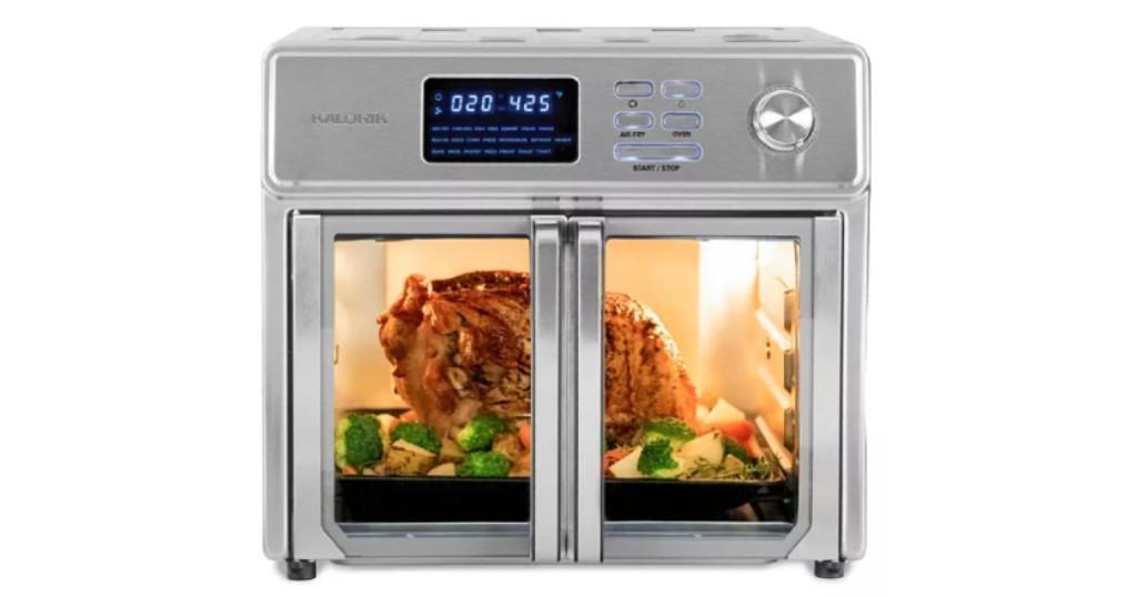 Horno Kalorik 26 Quart Digital Maxx Air Fryer