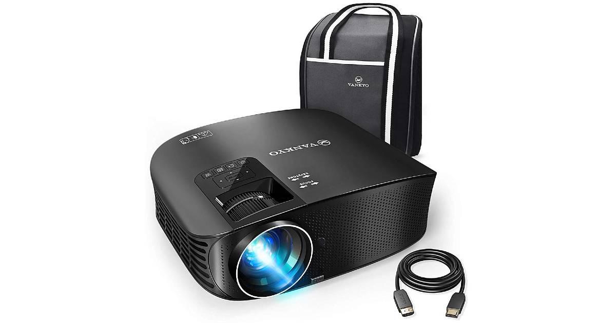Proyector Vankyo Leisure 510 HD 720P