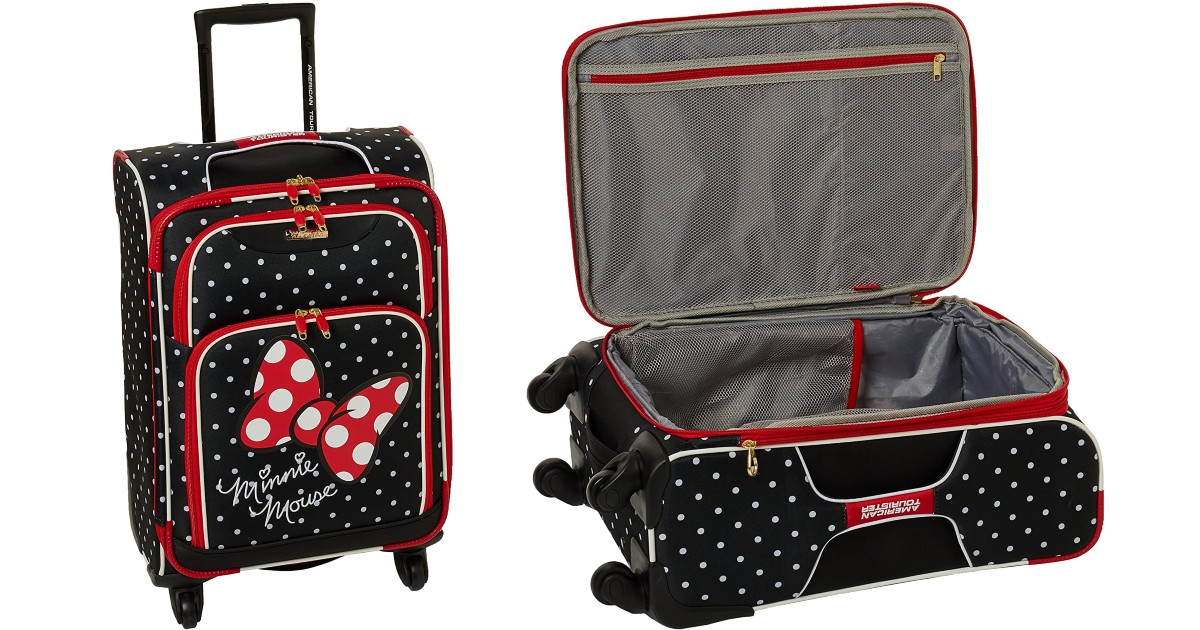 American Tourister Disney Carry-On SOLO $70.26 (Reg $140)
