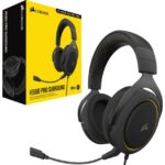 CORSAIR Wired Stereo Gaming Headset a solo $44.99 en Best Buy (Reg. $70)