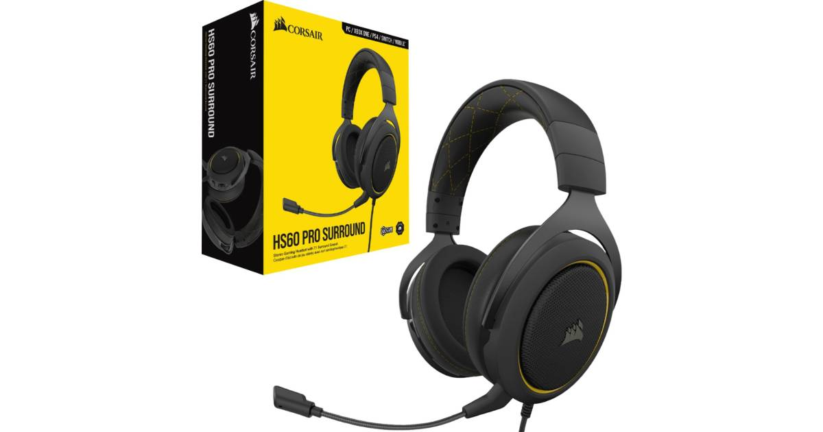 CORSAIR Wired Stereo Gaming Headset