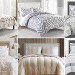 Sets de Comforter de 3-Piezas SOLO $24.99 en Macy's (reg $80)