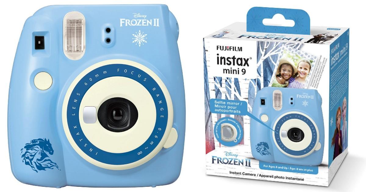 Fujifilm Instax Mini 9 SOLO $39.99 (Reg $100) en Kohl's