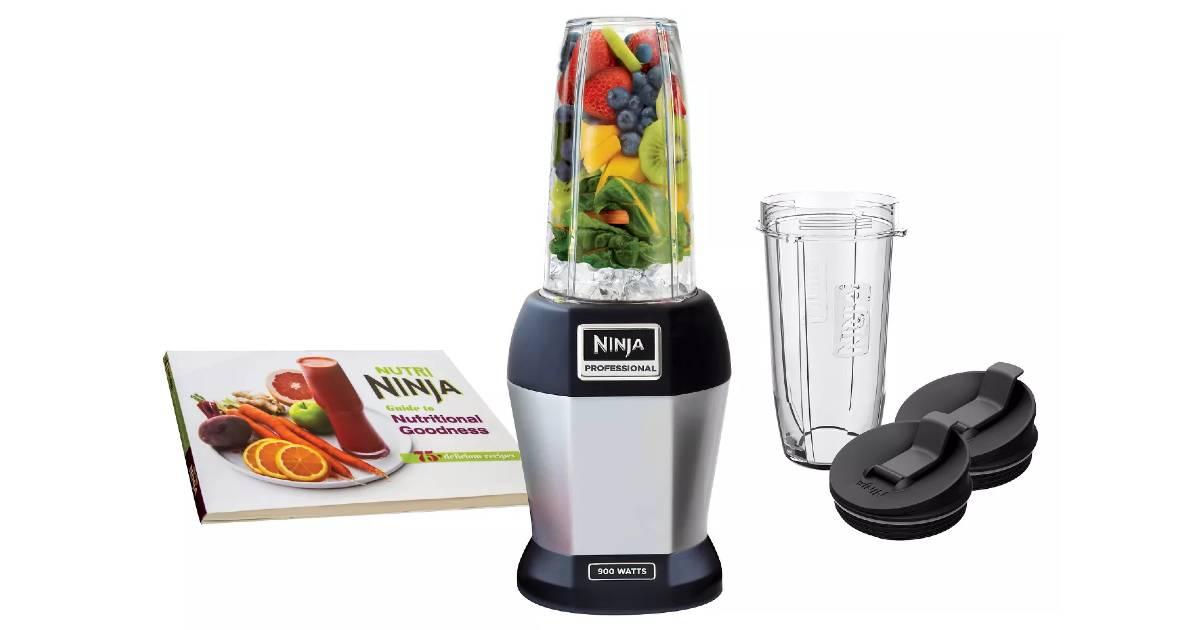 Nutri Ninja Pro Blender a solo $59.99 en Target (Reg. $70)
