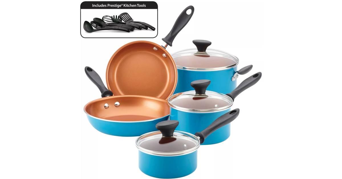 Set de Cocina Farberware 14-Piezas a solo $34.99 en Target (Reg. $70)
