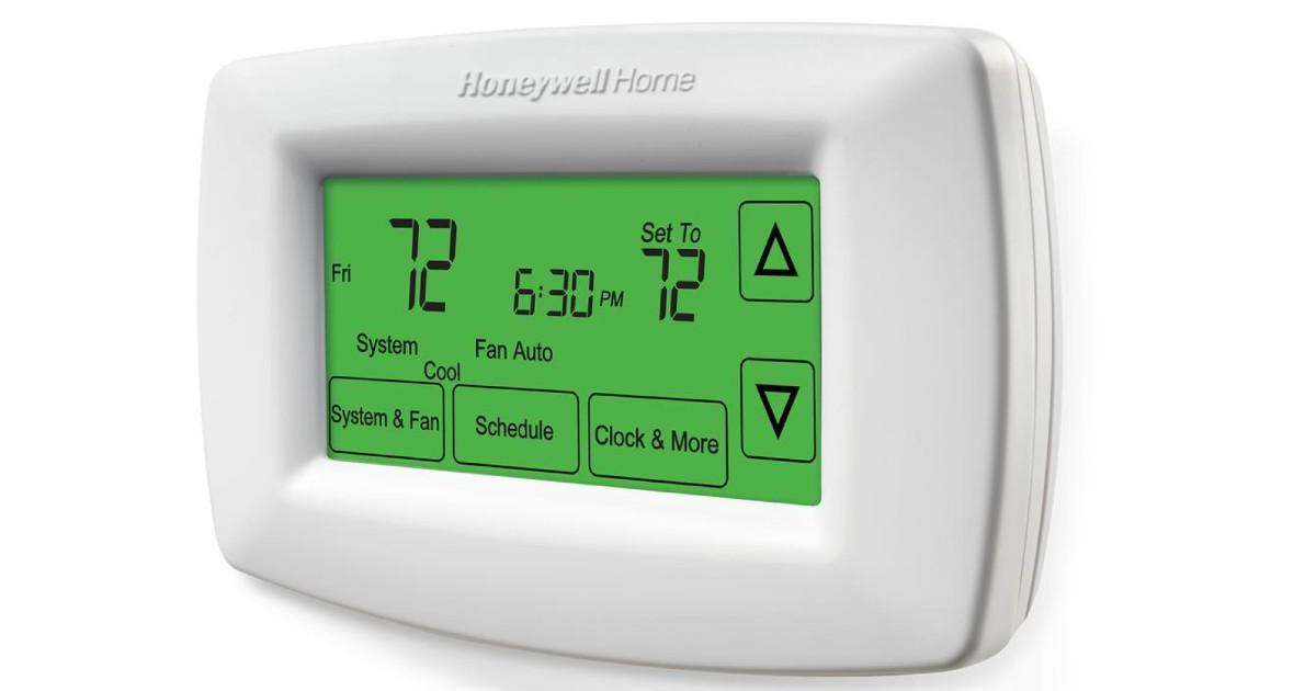 Lee más sobre el artículo Termostato Inteligente Honeywell con Touchscreen SOLO $42 en HomeDepot (Reg $82)