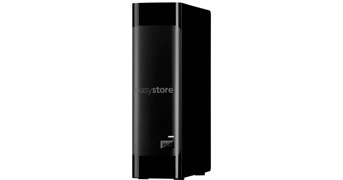 Unidad de disco duro externo USB 3.0 WD Easystore 16TB SOLO $299.99 en Best Buy