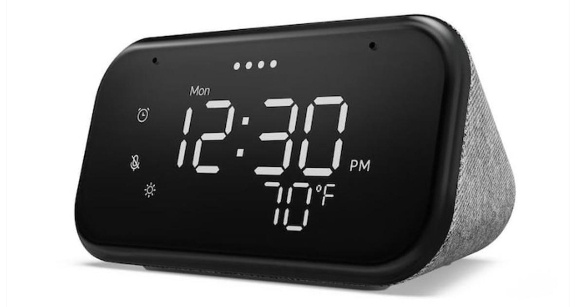 Reloj Inteligente Lenovo SOLO $19.99 en Lowe's (Reg $50)