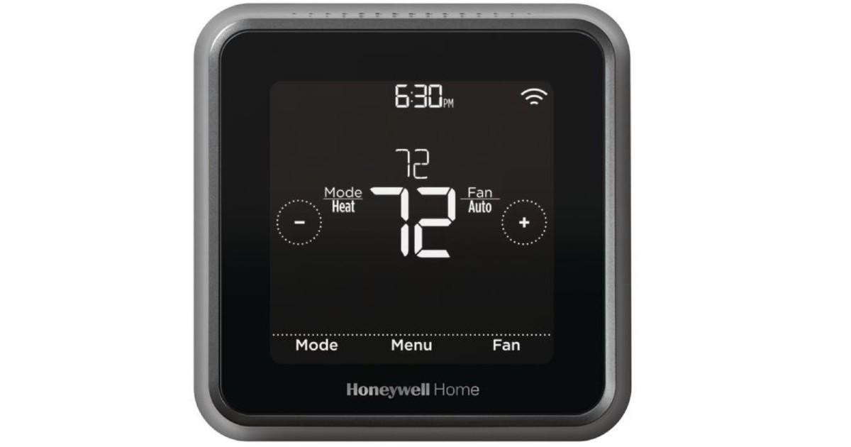 Lee más sobre el artículo Termostato Wi-Fi Touchscreen SOLO $74 en Home Depot (Reg $130)