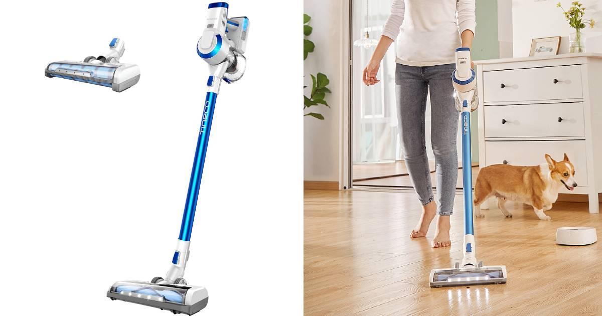 Lee más sobre el artículo Vacuum Cordless Stick Tineco A10 Tango a solo $179.99 en Best Buy (Reg. $250)