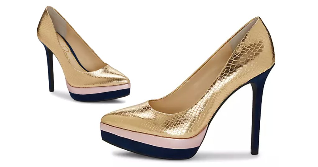 Zapatos Jessica Simposon