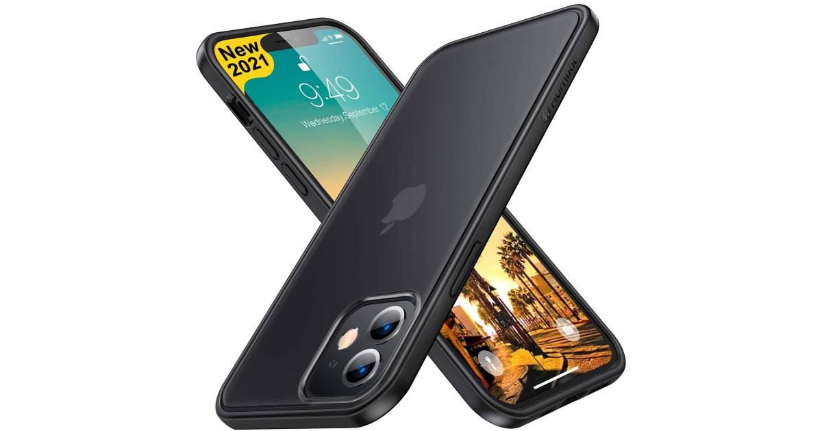 Case para iPhone 12 Mini a solo $3.20 (Reg. $16)