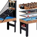 Mesa de Juego MD Sports 5-en-1 a solo $199.99 en Best Buy (Reg. $350)