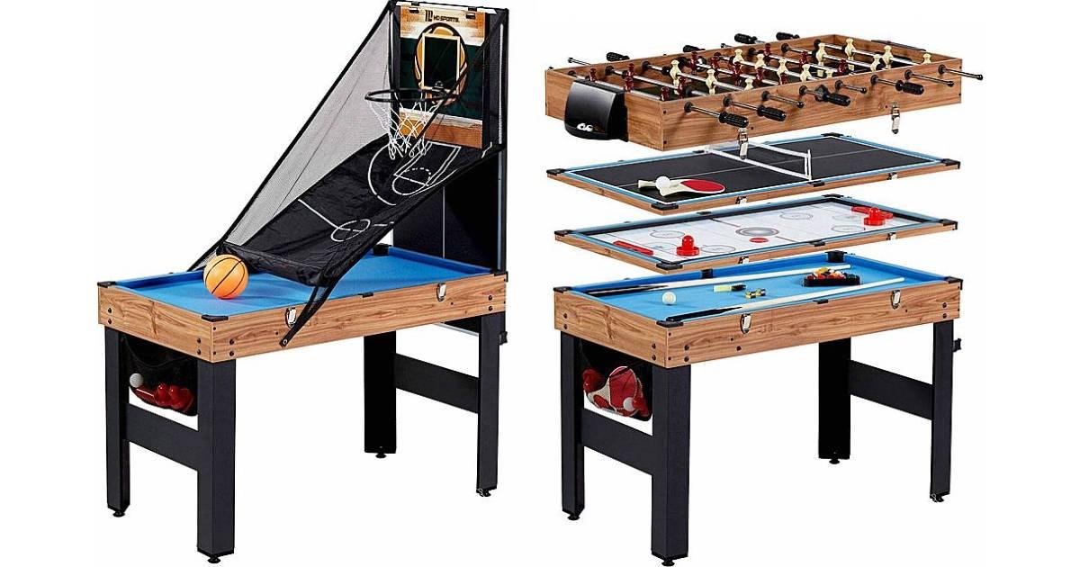 Mesa de Juego MD Sports 5-en-1