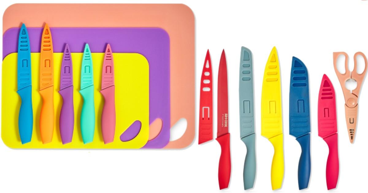 Set de Cuchillos de 25-Piezas Art & Cook