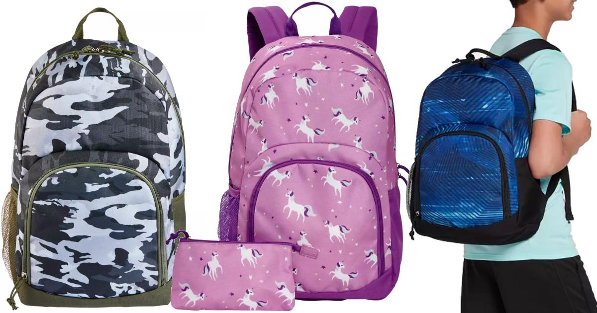 DSG Voyager Backpack SOLO $7.49 en Dick's Sporting Goods (Reg $15)