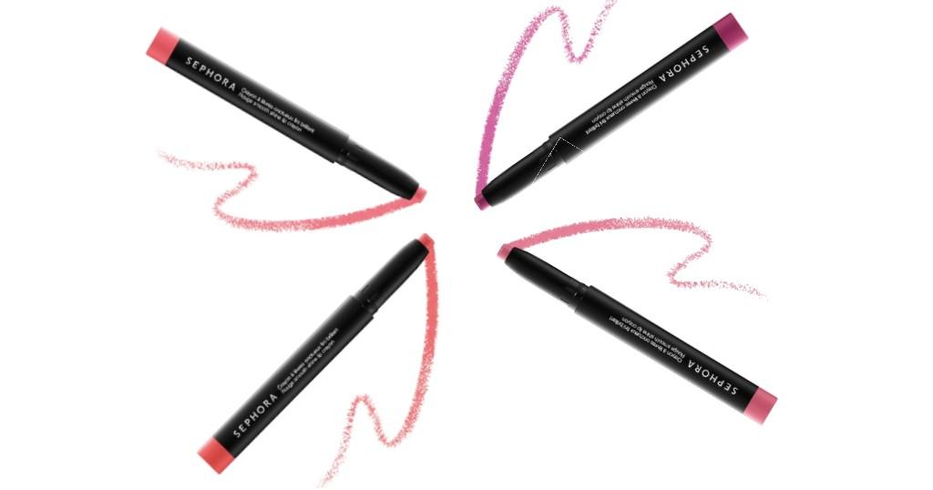 Lipstick Rouge Smooth Shine Lip Crayon a SOLO $4(Reg. $12) en Sephora