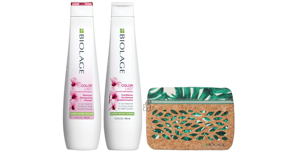 Matrix Biolage Earth Day Colorlast Set en JCPenney