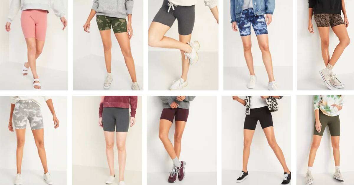 Pantalones Cortos SOLO $7 en Old Navy