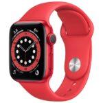 Reloj Apple Series 6 GPS 40mm a solo $279.00 en Best Buy (Reg. $399)