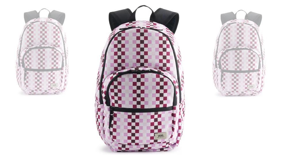 Backpack Vans Motivee 3 a solo $7.01 (Reg. $55) en Kohl's